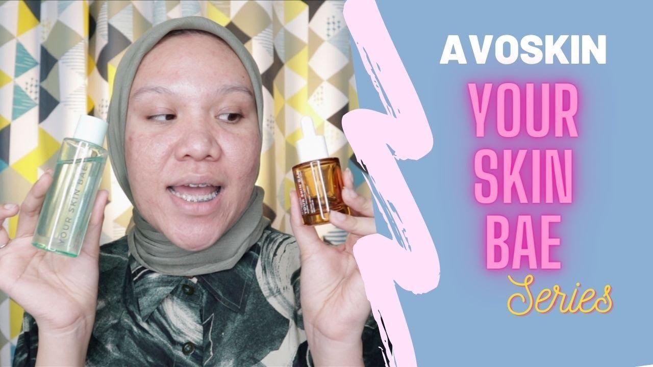 Ini Serum Apa? Avoskin Your Skin Bae Series Marrine Collagen