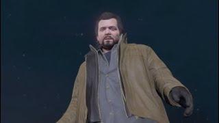Trevor  zły człowiek wrobił michel Grand Theft auto v ps4 pl odc 26