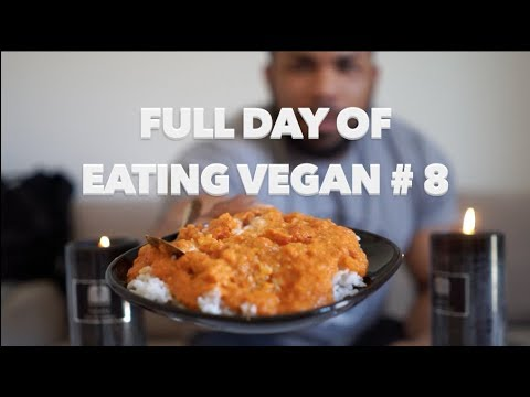 Full Day of Eating Vegan #8 | Back Workout with Mark Ceesay