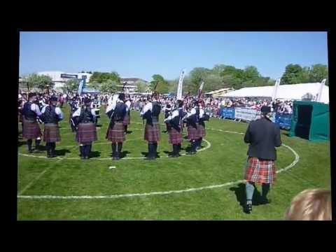 British Pipe Band Championships 2013