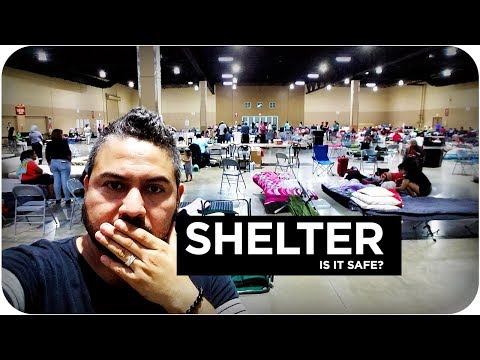 🔴LIVE: HURRICAN IRMA SHELTER MIAMI ARE FULL, Pet Friendly / Villas Channel