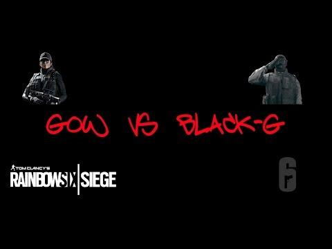 RAINBOW SIX SIEGE CUP MOROCCO #WGF - GOW VS BLACK G (5-0) 1st Round.