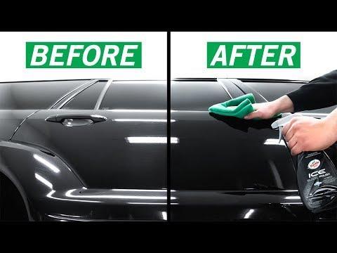 New ICE Black Car Polish | Turtle Wax