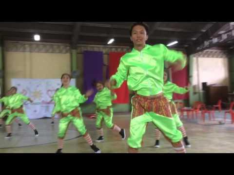 CSDOS CONTEMPORARY HIPHOP DANCE  @ the 2016 CSC LUZON MINI OLYMPICS