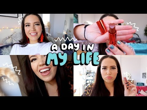 A Day In The Life Of A YouTuber! 💓