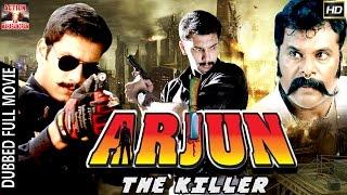 Arjun The Killer l 2016 l South Indian Movie Dubbed Hindi HD Full Movie