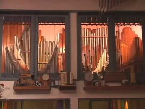 Organ Stop Pizza   Home of the Mighty Wurlitzer
