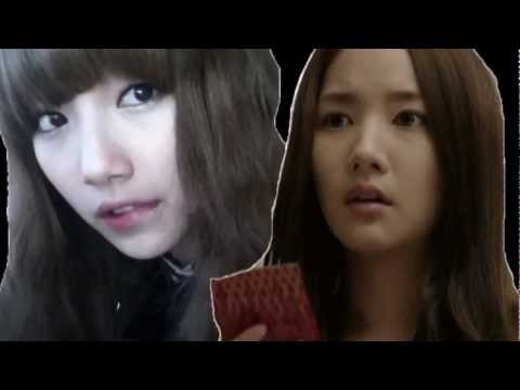 park min young and suzy