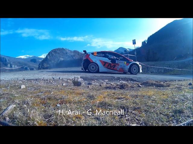Rally Il Ciocco 2018 - PS 2 Massa-Sassorosso