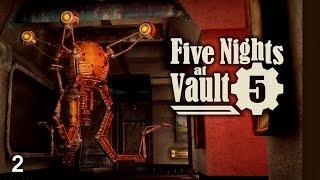 New Vegas Spooktacular - Vault 5 - 2