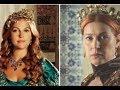 Почему в сериале Великолепный век роль Хюррем исполняли разные актрисы mp3
