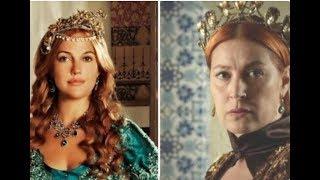 Почему в сериале «Великолепный век» роль Хюррем исполняли разные актрисы