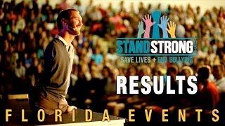 Stand Strong USA | 2015 Florida Events Results