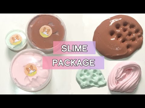 AMAZING SLIME PACKAGE (Philippines) | everythingkawaiiph