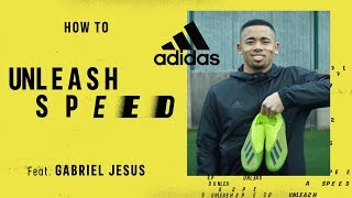 Introducing X18 Team Mode | How To Unleash Speed feat. Gabriel Jesus
