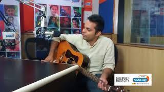 Endukala Chestunnav fame Alluri about his career start || Radio City Hyderabad