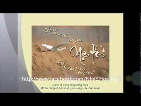 Lòng mẹ-Hoà Tấu Đàn Bầu http://www.facebook.com/Nhac.Hoa.Tau