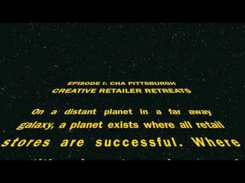 Creative Retailer Retreat Pittsburgh Trailer