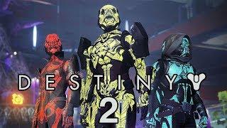 Halloweenowe Destiny 2 z CTSG, Grabą i Yuuhim