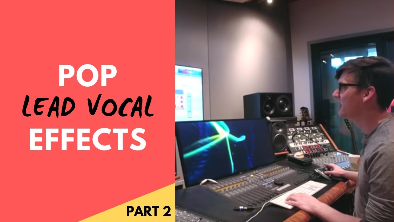 pop vocal mixing techniques part 2 lead vocal effects youtube. Black Bedroom Furniture Sets. Home Design Ideas
