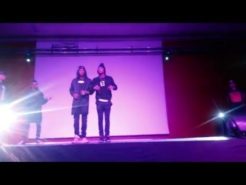 Les Twins - Leuk - freestyle 2 Larry - The beggar, Mos Def - 12/2015
