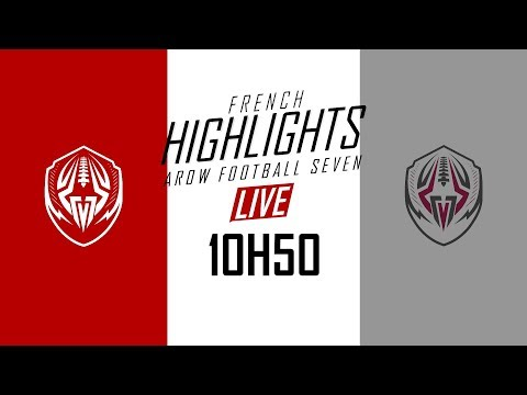 Game 2 🇫🇷 AF7 - L.O.B vs FALCONS SKILLS ||
