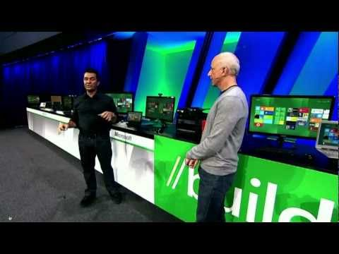 Microsoft 2011 BUILD Developer Conference Steven Sinofsky Presentation Part 4