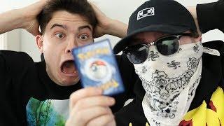 WillNE and Memeulous Open Pokemon Cards thumbnail