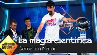 La danza de Marron deja atónitos a Pablo Motos y a Manolo García - El Hormiguero 3.0