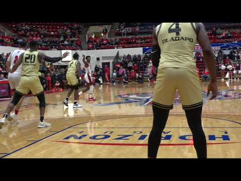 Detroit Mercy Men's Basketball Vs Oakland Highlights