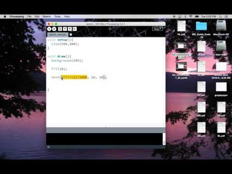 Using millis() to add a timer