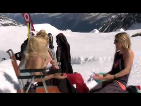 Chalet Girl - Behind the Scenes 2