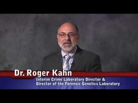 HCIFS Forensic Genetics Open House - Part 1