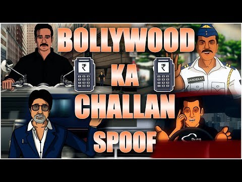 Bollywood Ka Challan Spoof | Shudh Desi Endings