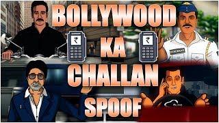Bollywood Ka Challan Spoof | Shudh Desi Endings