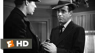 The Stuff That Dreams Are Made Of - The Maltese Falcon (10/10) Movie CLIP (1941) HD