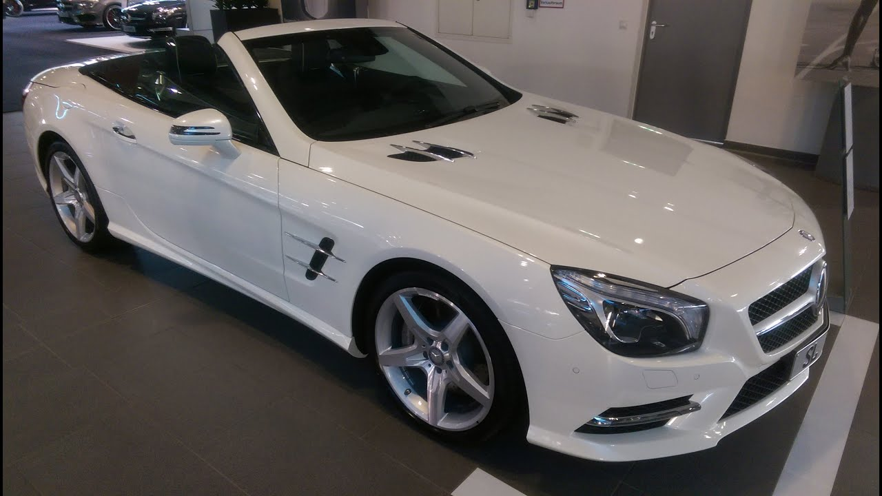 Mercedes Sl Amg Review