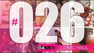 GAMES: Comic Book Haul #026 - Key Issues + Ebay Stealth Buys + AOK from Spidey Fan