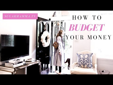 How To Budget  & Manage Your Cash & Money for Financial Success || SugarMamma.TV