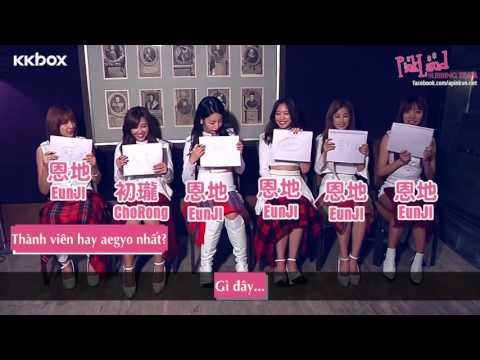 [PinkLand][Vietsub] KKBOX Interview