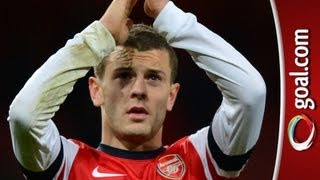 Arsenal 2-0 Montpellier: Wilshere puts Gunners on path to knockout phase