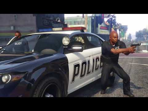 Gta V Pacific standard job hiest with friends