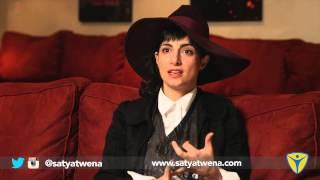 Superhero Secrets: Satya Twena, Part 1