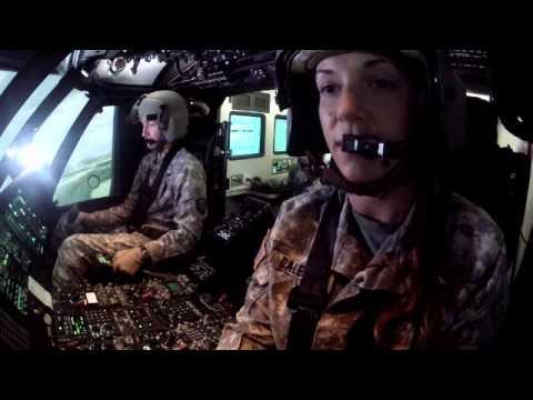Warrant Officer Flight Training