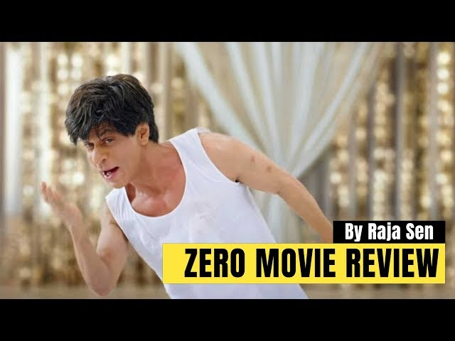 Zero Movie Review Shah Rukh Khan Blasts Off Into A Very Strange
