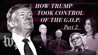 How Trump maintains his grip on Republicans after losing the presidency | Part 2