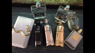 Моя коллекция парфюмов. Montalekilianmolecule. Сексуальные ароматы.