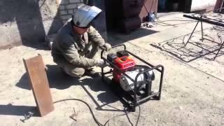 как самому сделать сварочный генератор