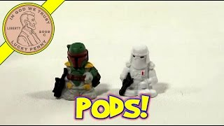 Star Wars Fighter Pods Series 1 Snow Trooper & Boba Fett - May the 4th Contest