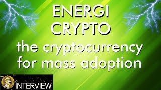 Energi Crypto Pushing For Mass Adoption With A Strong Community